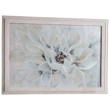 Whisper Floral Framed Printed Wall Art