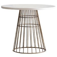 Greenwich Concrete & Metal Bistro Table