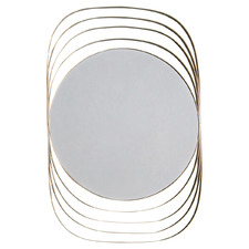 Roisin Round Wall Mirror