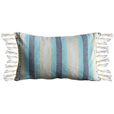 Tasselled Inge Cotton Cushion