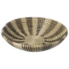 Zola Decorative Seagrass Bowl