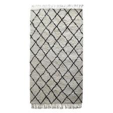 Charlene Hand-Woven Wool-Blend Rug