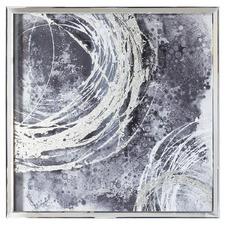 Hurricane I Framed Printed Wall Art
