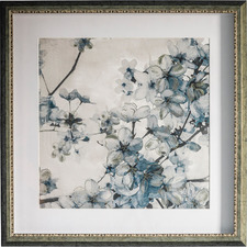 Blossom II Framed Printed Wall Art