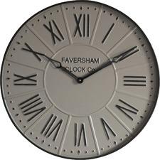 60cm Binton Metal Wall Clock
