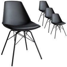 Modern Forstor Dining Chairs (Set of 4)