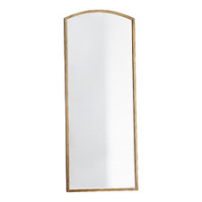 Rohan Metal Full Length Wall Mirror