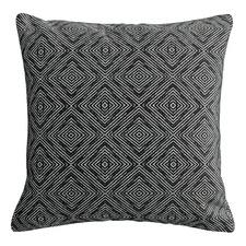 Geometric Ember Cushion