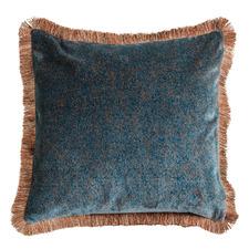 Mottled Tanja Velvet Cushion