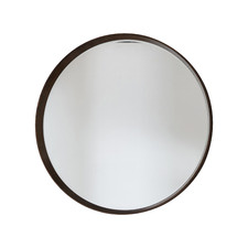 Luther Round Wall Mirror