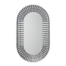 Silver Vance Decorative Mirror