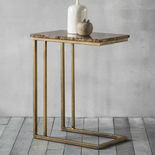 Nala Marble Side Table