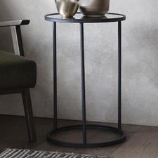 Zhen Steel Side Table