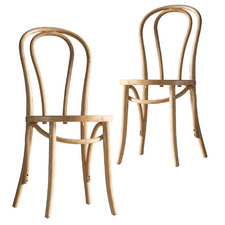 Foy Wooden Dining Chairs (Set of 2)