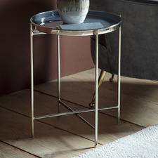 Valetta Tray Top Side Table