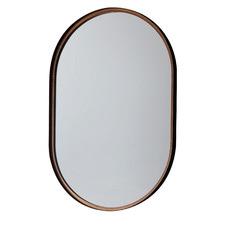 Daisy Oval Wall Mirror