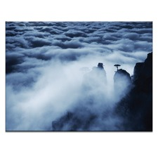 Above The Clouds Photographic Art Print