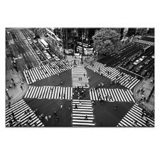 Ginza Photographic Art Print
