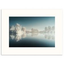 Mist Light Photographic Wall Art