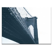 Brooklyn Bridge 1 Canvas Wall Art