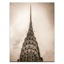 The Spire Canvas Wall Art