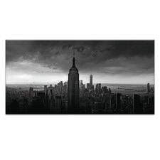 From Rockefeller View Canvas Wall Art