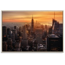 In the Distance Canvas Wall Art