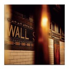 Wall Street Canvas Wall Art