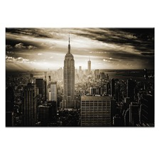 Empire State Canvas Wall Art