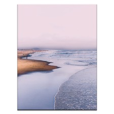 Coast Line Printed Wall Art