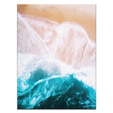 Waves Printed Wall Art