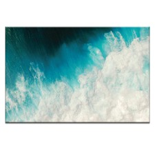 White Water Printed Wall Art