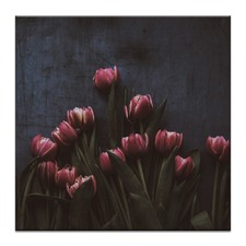 13 Tulips Printed Wall Art