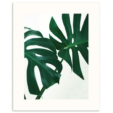 Tropical Leaf 2 Printed Wall Art