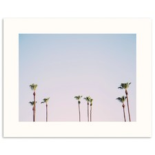 Palm Landscape Printed Wall Art