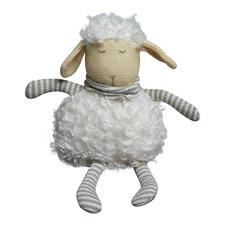 White Plush Sheep