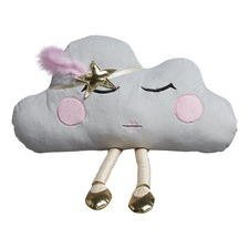 Swan Princess Cloud Shape Cushion