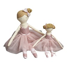 Large Pink Ballerina Doll