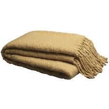 Horseradish Throw Blanket