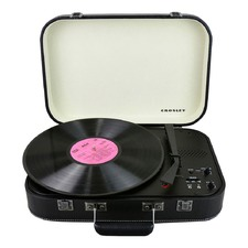 Bluetooth Turntable with Pitch Control Crosley Coupe