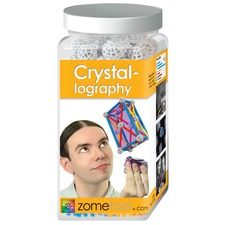 Crystallography Zometool Project Kit