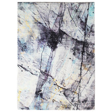 Claud Abstract Power-Loomed Rug