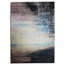 Hughe Abstract Power-Loomed Rug