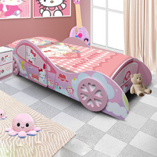 Danielle Hello Kitty Car Bed Frame