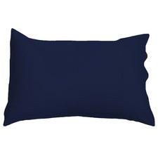 Navy Mulberry Silk Pillowcase