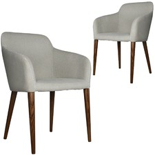 Azzura Premium Dining Chairs (Set of 2)