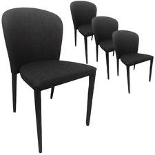 Lavagna Premium Dining Chairs (Set of 4)