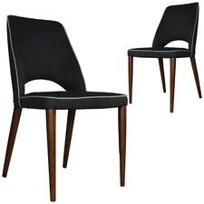 Modena Premium Dining Chairs (Set of 2)