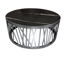 Macan Round Porcelain Coffee Table