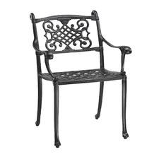 Michigan Aluminium Outdoor Dining Chair
